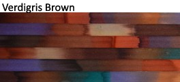 Verdigris Brown - Product Image